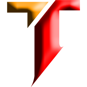 T Laranja e Vermelho - estilo - 300x300