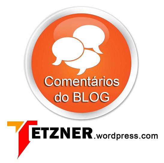 Comentários do Blog Tetzner